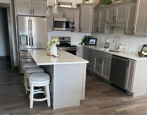 Parade of Homes 2021 - Independent Flooring in Eau Claire, WI