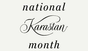 Save now during our National Karastan month. Lowest prices of the season