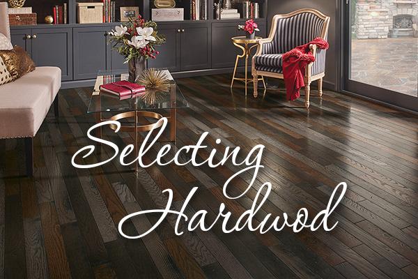 Selecting Hardwood
